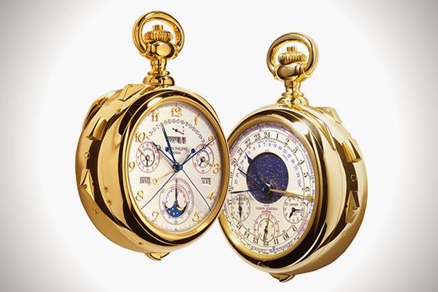有兩隻手錶的人 永遠不知道正確時間